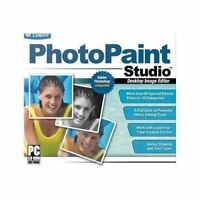 Photo Paint studio - Desktop Image Editor Special Effects Creative Tools PC NEW