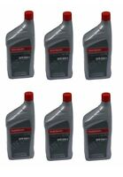 6 Quarts Pack GENUINE HONDA ATF Automatic Transmission oil DW1 Fluid for Honda