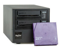 MagStor SAS-2HL7 Desktop with Dual LTO7 SAS Tape Drives