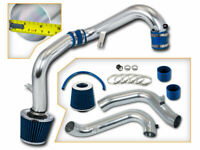 BLUE DRY FILTER COLD AIR INTAKE FOR HONDA 01-05 CIVIC DX/LX/EX 1.7L Manual Only