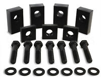 Jeep JKU Seat Spacers + Bolts Rear Seat Recline Kit For 07-17 FREE SHIPPING