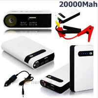 20000mAh Car Jump Starter Engine Battery Charger Power Bank Booster Jumper Box