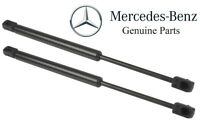 Genuine Mercedes-Benz R170 SLK230 SLK320 Set of 2 Trunk Shock Lifts 1998-2004
