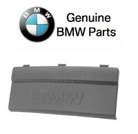 For BMW E34 5-Series Front Center Cover License Plate Trim Genuine 525i 540i