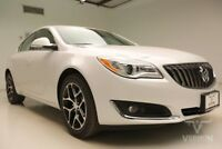 2017 Buick Regal  2017 Navigation Heated Leather Sunroof Rear Camera I4 Turbo Vernon Auto Group