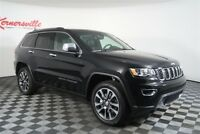 Jeep Grand Cherokee Limited 4WD V6 EcoDiesel 4WD SUV Navigation Leather 2018 Jeep Grand Cherokee Limited 4WD V6 EcoDiesel 4WD SUV Navigation Leather
