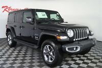 Jeep Wrangler Sahara 4WD V6 SUV Backup Camera Hard Top Roof Cloth Seats New 2018 Jeep Wrangler Unlimited Sahara 4WD V6 SUV Backup Camera Hard Top Roof