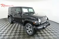 Jeep Wrangler Sahara 4x4 Manual V6 SUV Cloth Seats Hard Top Roof Side Steps 2017 Jeep Wrangler Unlimited Sahara 4x4 Manual V6 SUV Cloth Seats Hard Top Roof