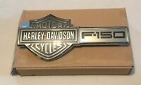 NEW 06 07 HARLEY DAVIDSON FORD F-150 FENDER EMBLEM NAMEPLATE BADGE 04 05 08 09