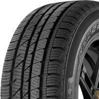 2 New 225/65-17 Continental CrossContact LX All Season Touring Tires 225 65 17