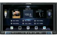 Alpine iLX-207 2 DIN Android Apple CarPlay Car Stereo Receiver -Damage Packaging