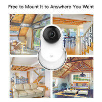 Home Camera Wall Mount Stand Bracket for Yi Security Camera 360 Degree Swivel
