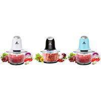 Meat Grinder Electric Food Processor Mini Kitchen Food Chopper
