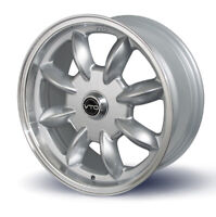 Classic 8 GTR, 15 x 7, 4x108mm, 12mm+ (fits SUNBEAM TIGER & ALPINE)