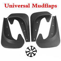 4x Car Accessories Universal Front Rear Mud Flap Flaps Splash Guard Mudguards