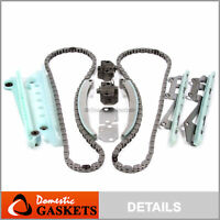 97-04 Ford E-150 F-150 Lincoln Mercury 4.6L SOHC Timing Chain Kit without Gears