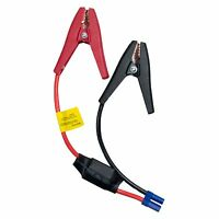 Pocket/Mini Jump Starter Clamps with EC5 Connector