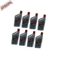 Set of 8 Genuine Automatic Transmission Fluid 082009008 for Acura CL Honda Civic