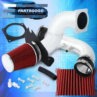 For 96-04 Ford Mustang Gt 4.6L V8 Cold Air Intake System Kit + Red Filter