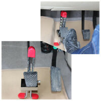 Anti-theft Device Brake Pedal Car Auto SUV Stainless Steel Clutch Security Lock