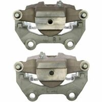 AC Delco Brake Calipers 2-Wheel Set Rear Driver & Passenger SET-AC18FR2079N-R