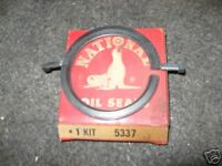 NOS STUDEBAKER 1965 -66  CRANKSHAFT  SEAL