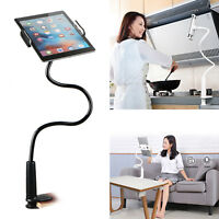 Universal Flexible Arm Desktop Bed Lazy Mount Stand Holder for Tablet iPad 2/3/4