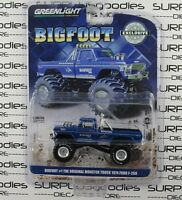 Greenlight 1:64 Hobby Exclusive BIGFOOT Original Monster Truck 1974 FORD F-250