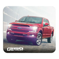 Ford F-150 Lariat 3/4 View Graphic PC Mouse Pad - Custom Designed for Gaming