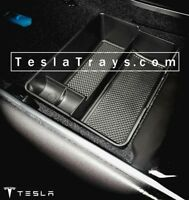 BRAND NEW! Tesla Model 3 Center Console Tray w/ Coin + Sunglass Holder Organizer