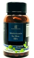 Health Essentials - Multivitamin for Men 50 + , 60 ct