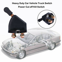 Heavy Duty Car Vehicle Truck Switch Master Isolator l Power Cut off Kill Switch