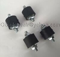 68-77 GM Cars Air Conditioning Insulators Mounts Rubber Bushings AC Condenser