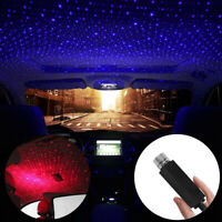 Car Roof Lights Romantic USB Night Light Car Atmosphere Lamp for Birthday Party