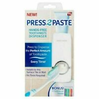 As Seen on TV - PRESS 2 PASTE Hands Free Automatic Toothpaste Dispenser