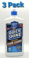 3 Pack -  Holloway House Quick Shine MULTI SURFACE FLOOR CLEANER  27 oz