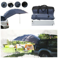 Awning Roof Top SUV Shelter Car Tent Trailer Camper Outdoor Camping Canopy W/Bag