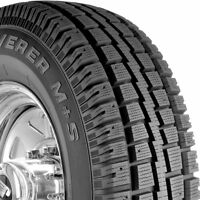 4 New 265/70-16 Cooper Discoverer M+S Winter Performance  Tires 2657016
