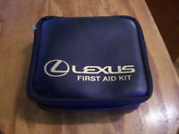 Lexus OEM First Aid Kit For Car (Never Used)