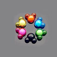 Buy 5 to send 1 Mickey Mouse Car Air Freshener Auto Perfume Diffuser Fragrance