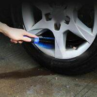 Wheel Brush Car Cleaning Tire Tyre Rim Hub Brushes Auto Care Cleaner Kit