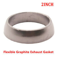 Universal Donut Style Car Exhaust Gasket - 2