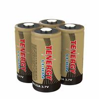 Arlo Certified Tenergy 3.7V Li-ion Rechargeable Battery for Arlo Security Camera