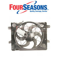 Four Seasons Cooling Radiator Fan Assembly for 2003-2005 Lincoln Town Car ph