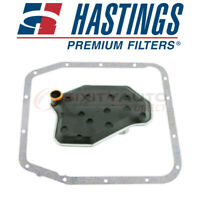 Hastings Auto Transmission Filter for 1996-2011 Lincoln Town Car 4.6L V8 - hv