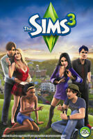 The Sims 3 and Expansions PC/Mac Origin Digital Code.