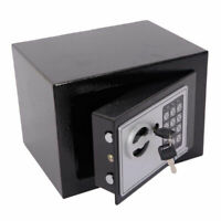 Electronic Digital Depository Safe Box Home Security Fire Proof Home Hotel Lock