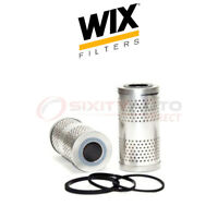 WIX Engine Oil Filter for 1970 Citro+â-½n ID19 2.0L L4 - Filtration System lo