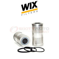 WIX Engine Oil Filter for 1970-1972 Citro+â-½n D21 2.2L L4 - Filtration sp