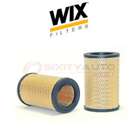 WIX Air Filter for 1971-1972 Citro+â-½n DS21 2.2L L4 - Filtration System ts
